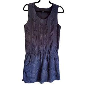 BANANA REPUBLIC Sleeveless Lined Dress w/ Pockets Women's size 2
